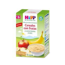 Papilla cereales con frutas bio 600g Hipp - Imagen 1