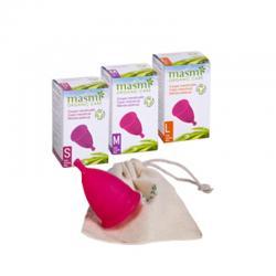 Copa menstrual talla L. Masmi - Imagen 1