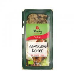 Sartenada Doner Kebab de Seitan bio 200g Wheaty - Imagen 1