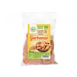 Chips de garbanzo bio 80g Sol Natural - Imagen 1