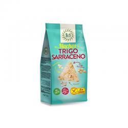 Nachos sarraceno amaranto quinoa 80g Sol Natural - Imagen 1