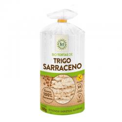 Tortas de trigo sarraceno sin gluten bio 100g Sol Natural - Imagen 1