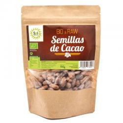 Cacao en semillas crudas raw bio 150g Sol Natural - Imagen 1