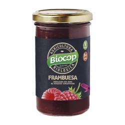 Compota de frambuesa bio 280 g Biocop - Imagen 1