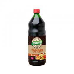 Tamari (salsa de soja) bio 1 l Biocop - Imagen 1