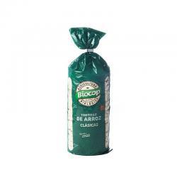 Tortitas de arroz con sal bio 200 g Biocop - Imagen 1