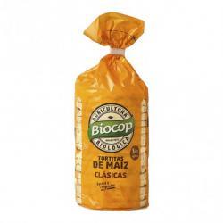 Tortitas de maiz bio 120g Biocop - Imagen 1