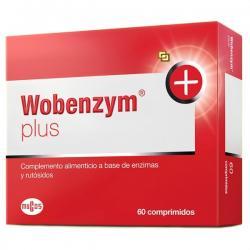 Plus 60 comprimidos Wobenzym - Imagen 1