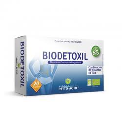 Biodetoxil bio 20 ampollas Phyto Actif - Imagen 1