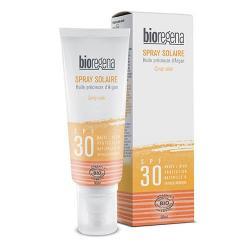 Spray solar spf 30 Bio 90ml Bioregena - Imagen 1