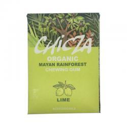 Chicles de sabor lima bio 30g Chicza - Imagen 1