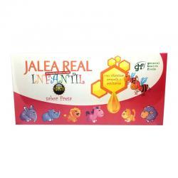 Jalea real vital infantil viales 20x10ml GHF - Imagen 1