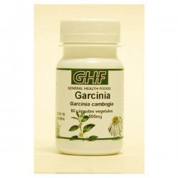 Garcinia camboia 500 mg 90 cápsulas GHF - Imagen 1