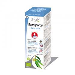 Eucalyforce spray bucal bio 30ml Physalis - Imagen 1