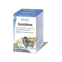 Eucalyforce infusion bio 20 filtros Physalis - Imagen 1