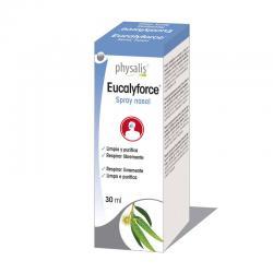 Eucalyforce spray nasal 30ml Physalis - Imagen 1