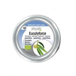 Eucalyforce pastilla blanda bio 45g Physalis - Imagen 1