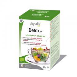 Detox infusion bio 20 filtros Physalis - Imagen 1