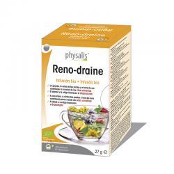 Reno draine infusion bio 20 filtros Physalis - Imagen 1