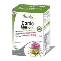 Cardo mariano forte 60 comprimidos Physalis - Imagen 1