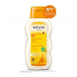 Aceite corporal de calendula bebe y niño 200 ml Weleda - Imagen 1
