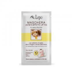 Mascarilla Antiedad efecto lifting sobre monodosis 15 ml Lepo - Imagen 1