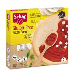 Bases de Pizza Sin Gluten 2x150g Schar - Imagen 1