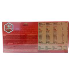 Jalea real vital con ginseng 20 viales Sotya - Imagen 1