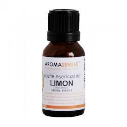 Aceite esencial de limon 15ml Aromasensia - Imagen 1