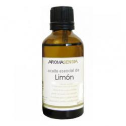 Aceite esencial de limon 50 ml Aromasensia - Imagen 1