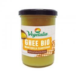 Ghee mantequilla clarificada bio 450ml Vegetalia - Imagen 1