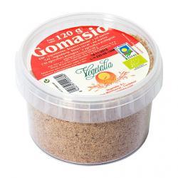 Gomasio tarrina bio 120 g Vegetalia - Imagen 1