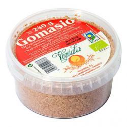 Gomasio tarrina bio 240 g Vegetalia - Imagen 1