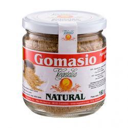 Gomasio en bote de vidrio bio 160 g Vegetalia - Imagen 1