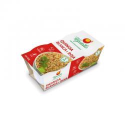 Quinoa blanca y roja bio 2x125 g Vegetalia - Imagen 1