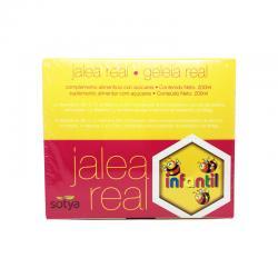 Jalea Real infantil con vitaminas 20 viales Sotya - Imagen 1
