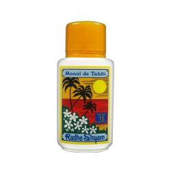Aceite Monoi de Tahiti Factor 15 150 ml Radhe Shyam - Imagen 1