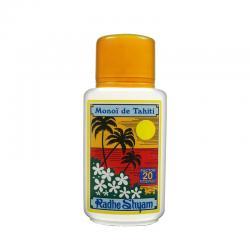 Aceite Monoi de Tahiti Factor 20 150 ml Radhe Shyam - Imagen 1