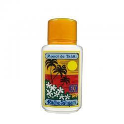 Aceite Monoi de Tahiti Factor 10 150 ml Radhe Shyam - Imagen 1