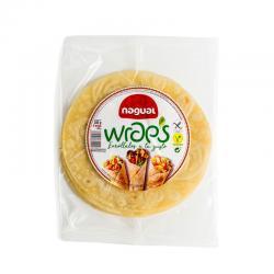 Wraps sin gluten 240g Nagual - Imagen 1