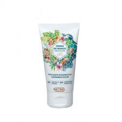 Crema de manos con aceite de almendras ecologico 50ml Bactinel - Imagen 1