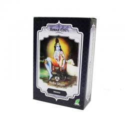Henna Indigo polvo 100g Radhe Shyam - Imagen 1