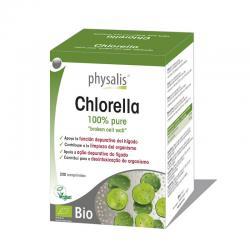 Chlorella bio 200 comprimidos Physalis - Imagen 1