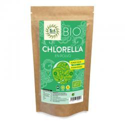 Chlorella en polvo Bio 125g Sol Natural - Imagen 1