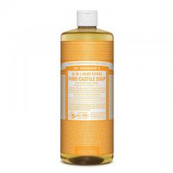 Jabon liquido Citricos Naranja 945ml Dr.Bronner's - Imagen 1