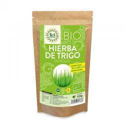 Hierba de trigo en polvo Bio 125g Sol Natural - Imagen 1