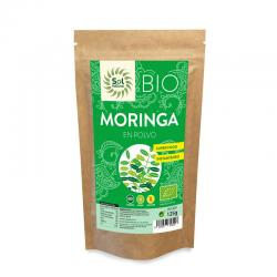 Moringa en polvo Bio 125g Sol Natural - Imagen 1