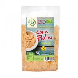 Corn flakes sin gluten Bio 200g Sol Natural - Imagen 1