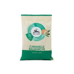 Caramelos balsamicos con miel de eucalipto y propoleo bio 100g Alce nero - Imagen 1