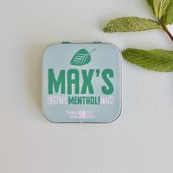 Caramelos Mentol Bio 35g Max's Mints - Imagen 1